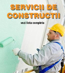 servicii de constructii in