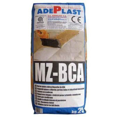 Adeziv bca adeplast mz-bca 25 kg