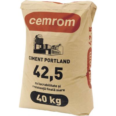Ciment cemrom 40kg
