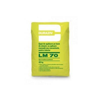 Sapa de egalizare pe baza de ciment duraziv 25kg
